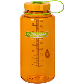 Nalgene Everyday Botella Cuello Ancho 1000ml, clementine